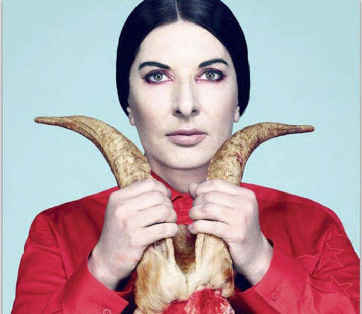 Marina Abramović 與 Jacob Samuel 在 1996 年合作製作了一本烹飪書名為《aphrodisiac recipes》(精神烹飪)。