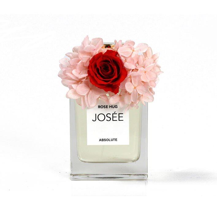 <p class='text-center ' style='text-align:center;'>Josee Rose Hug Perfume Absolute</p>