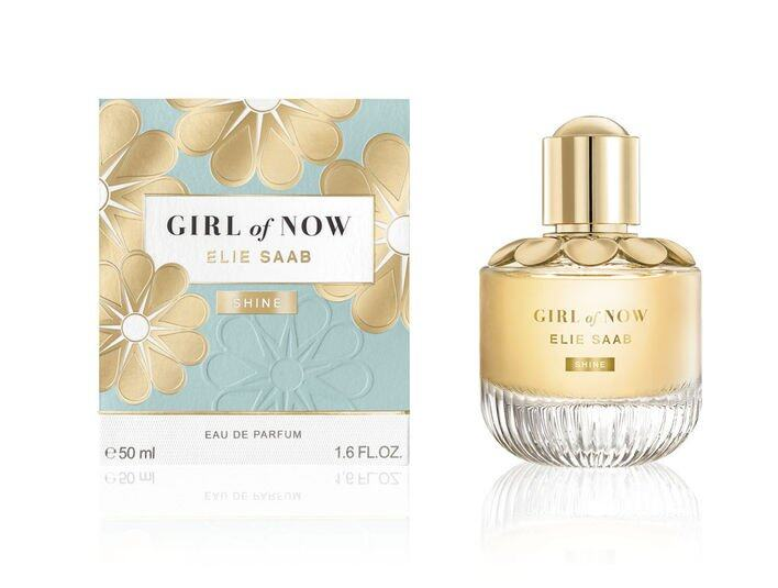 2. ELIE SAAB Girl Of Now SHINE eau de parfum $690/50ml