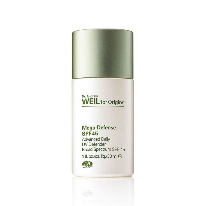 Dr. Andrew Weil for Origins 抗逆健膚防曬眼霜 SPF 20/PA++ $360 / 30ml