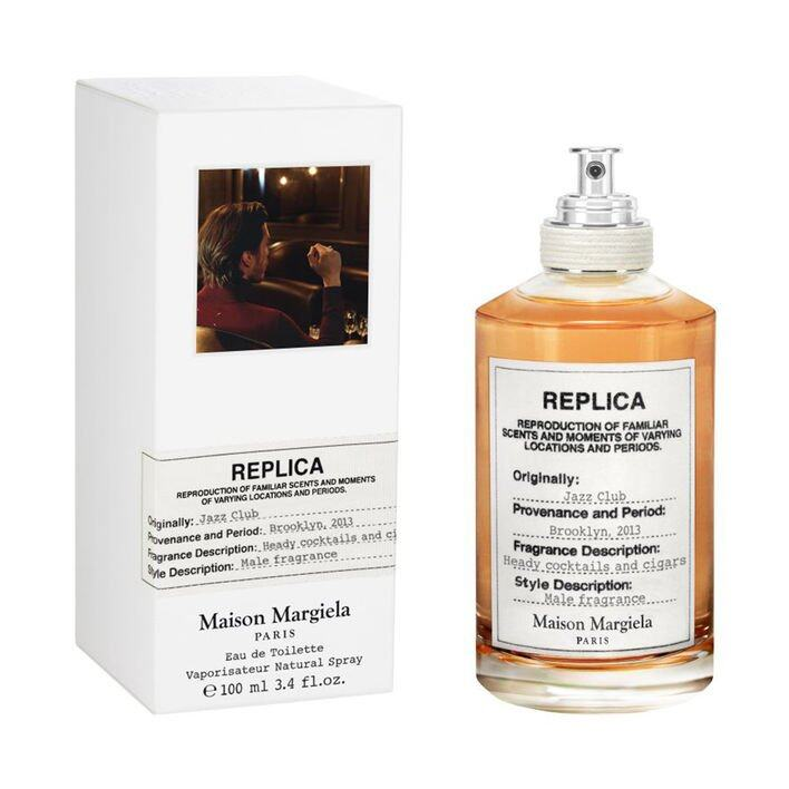 Maison Margiela Replica Jazz Club 男士淡香水 價錢:$1,000 / 100ml (Sephora)