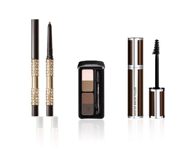 <p> MAQuillAGE_Lasting Foggy Brow (#BR600) $180<br /> Guerlain Eyebrow Kit $375<br />Givenchy Brow Studio Mister Brow Filler Waterproof $185</p>