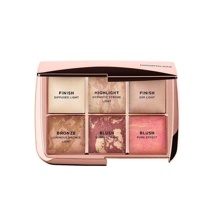 Hourglass Ambient Lighting Edit 打亮修容粉餅盤 $990