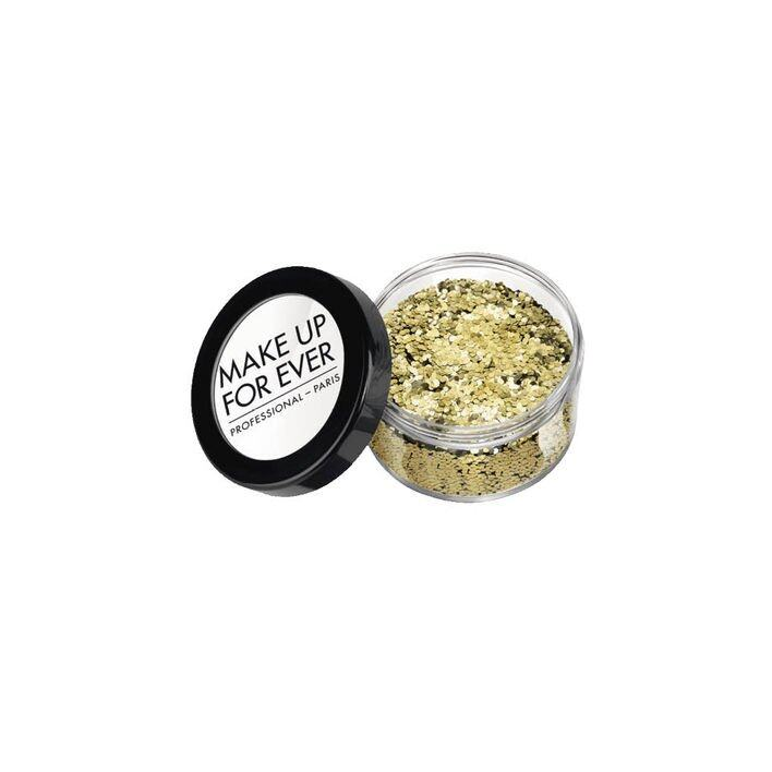 Make Up For Ever Large Size Glitters - Gold #N53
