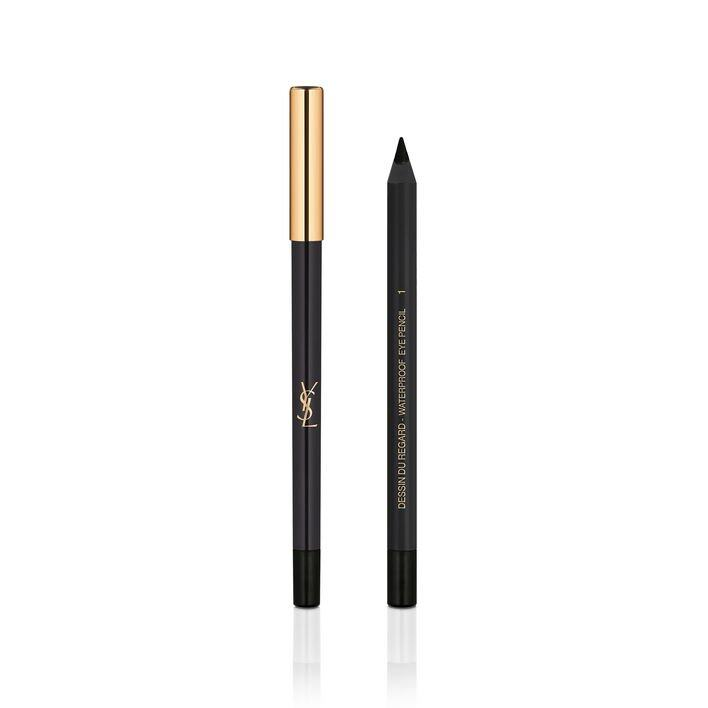 YSL BEAUTY Dessin Du Regard Waterproof  Eyeliner Pencil #1