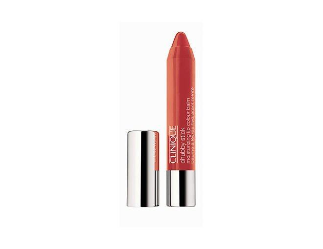 <p>Clinique Chubby Stick‭ Moisturizing‭ Colour Balm‭ ‭#‬Oversized‭ Orange‭ 唇膏筆。</p><p>$150</p>
