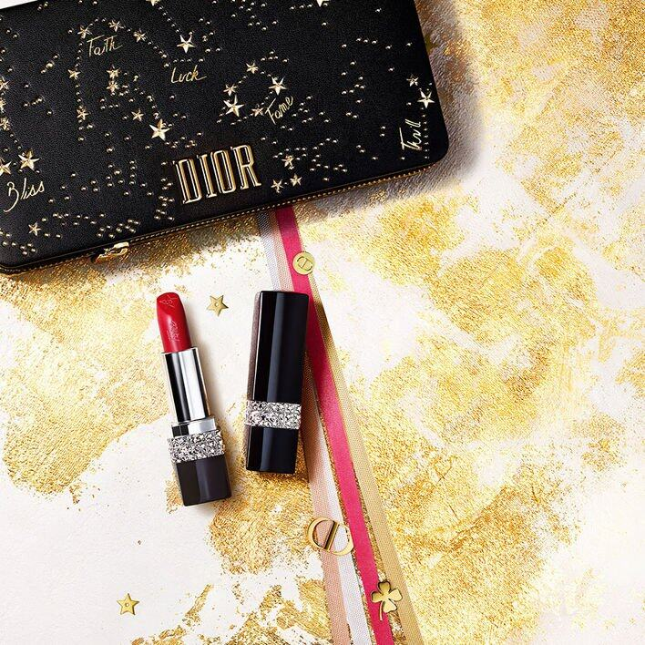 DIOR Rouge Dior Couture Collection Set Midnight Wish