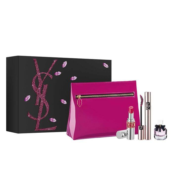 YSL Holiday Volupté Tint-in-balm & Mascara Set