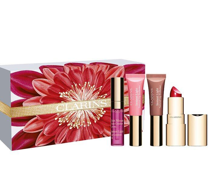 CLARINS Precious Lips Collection Set