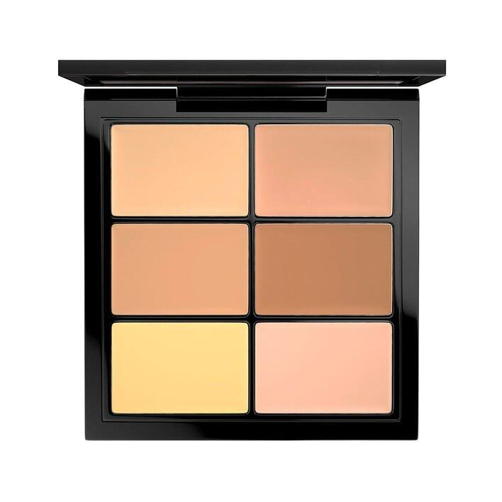 M.A.C Studio Fix Conceal and Correct Palette 遮瑕及修正調色盤 價錢:$300