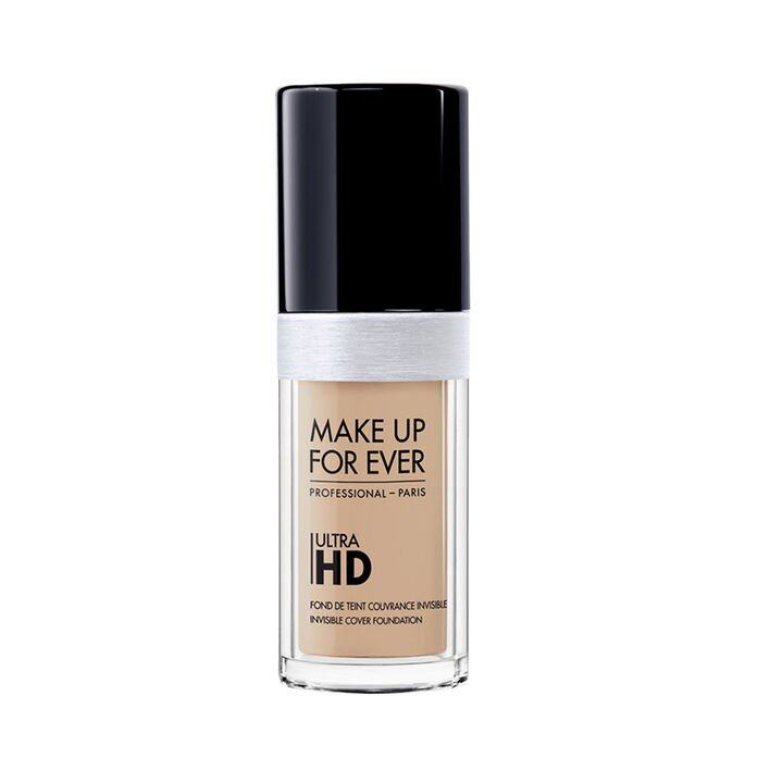 <p class='text-center ' style='text-align:center;'>Make Up For Ever Ultra HD Foundation $380</p>