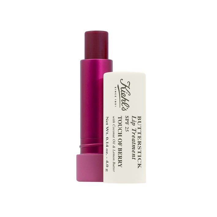 <p class='text-center ' style='text-align:center;'>Kiehl's Butterstick Lip Treatment SPF25(#Touch of Berry)$170</p>