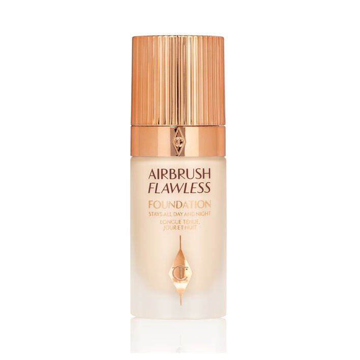 Charlotte Tilbury Airbrush flawless foundation 輕盈無瑕粉底液 價錢 $400