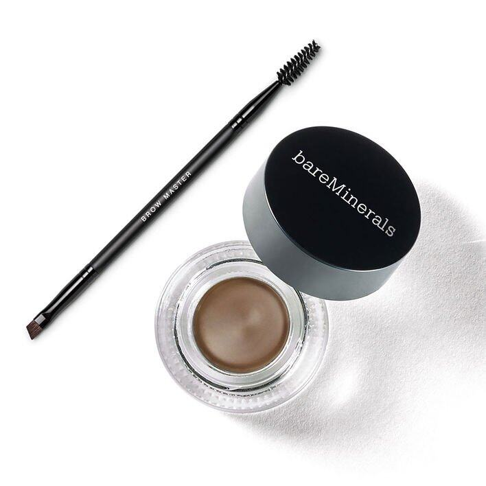 BARE MINERALS Brow Master Brow Gel And Brush Duo
