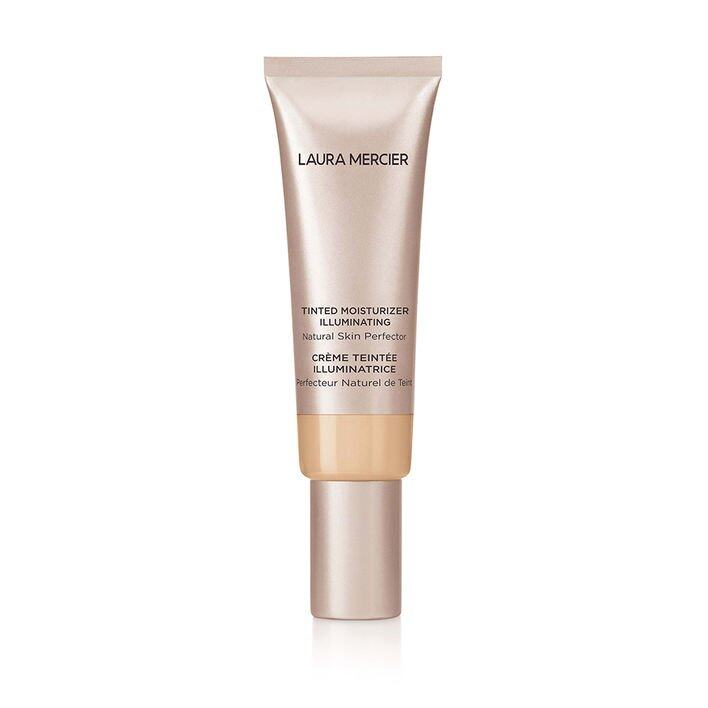 Laura Mercier Tinted Moisturizer Illuminating Natural Skin Perfector 輕透亮肌潤色粉底 SPF30 價錢:$430 / 50ml