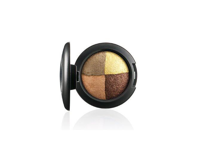 <p>M.A.C</p><p>Mineralize Eye Shadow 柔彩礦物 4 色眼影 #Golden Hours </p><p>$200</p>