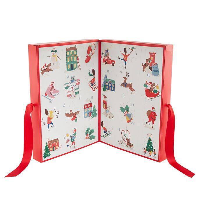Cath Kidston AW19 Toiletries Advent Calendar 聖誕倒數月曆 價錢:$950