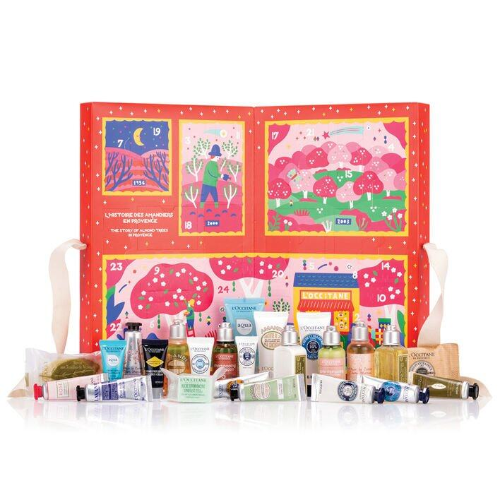 L'Occitane 2019 Advent Calender 聖誕倒數月曆 價錢:$495