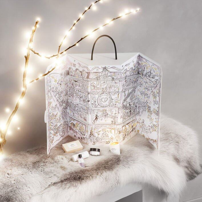 Maison Christian Dior Advent Calendar 聖誕倒數日曆 價錢:$3,500