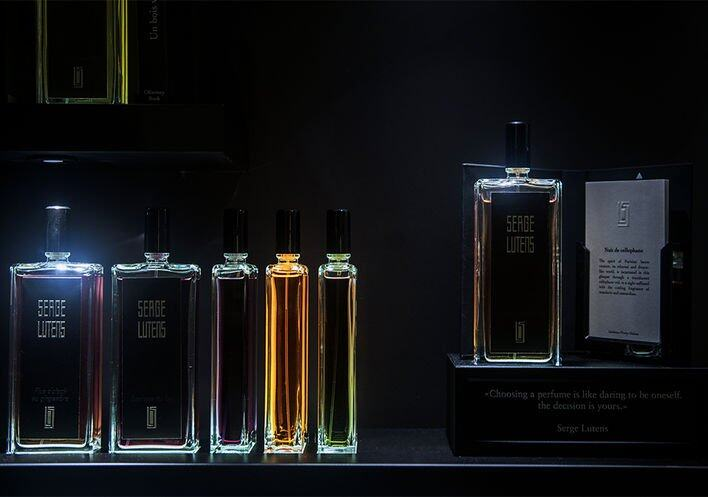 Serge Lutens Collection Noire 黑色禮服香水系列