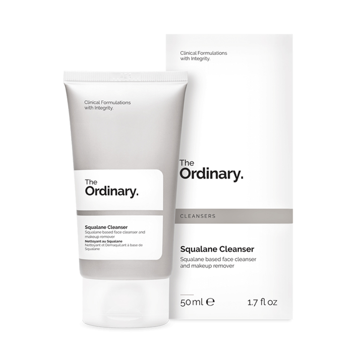 The Ordinary Squalane Cleanser 潔面乳