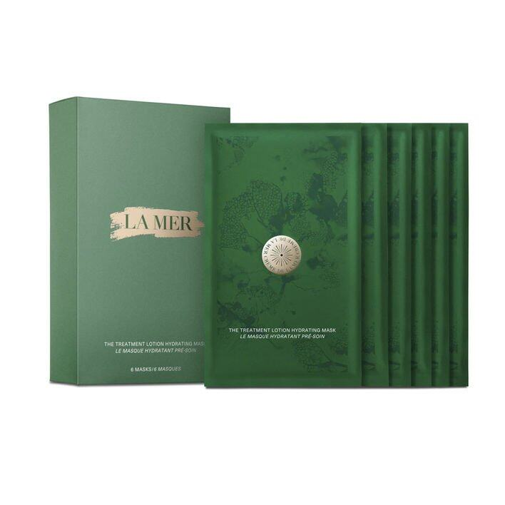 La Mer The Treatment Lotion Hydrating Mask 肌底修護面膜 $1,200 / 6pcs