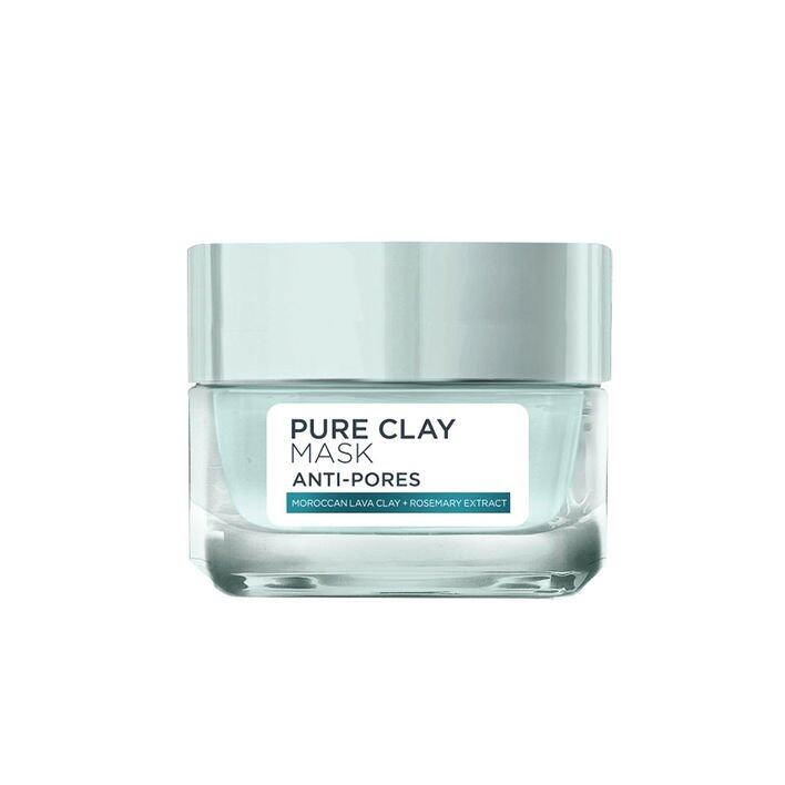 L'Oréal Paris Pure Clay Mask (Anti-Pores) $99