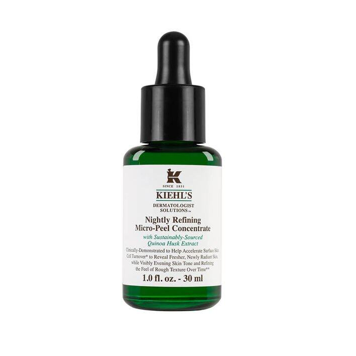 <p>Kiehl's Nightly Refining Micro-Peel Concentrate $520</p>