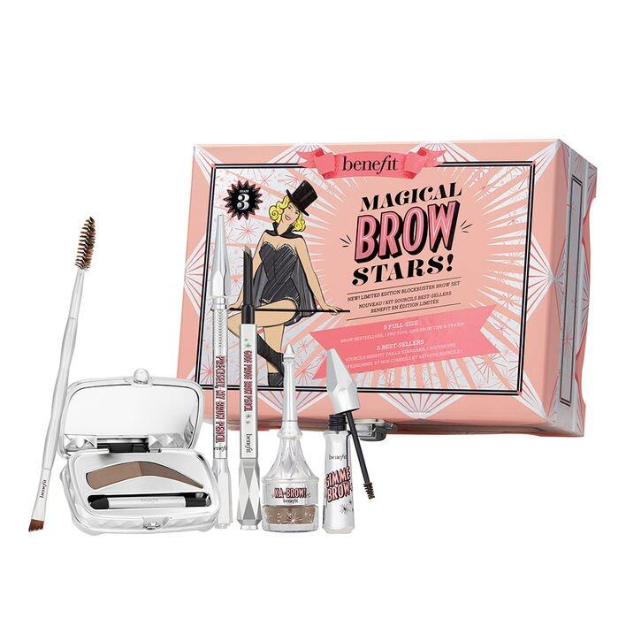 Benefit Magical Brow Stars! 喜上眉梢魔法套裝 $575