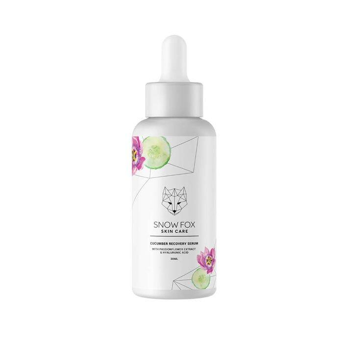 保濕精華素推薦:Snow Fox Cucumber Recovery Serum $500