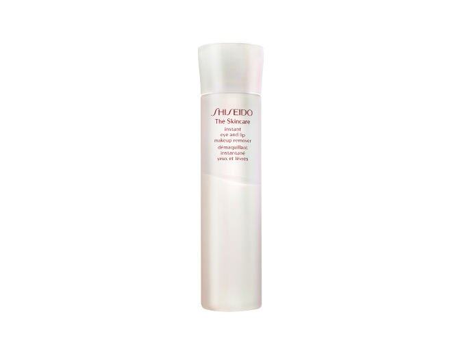 <p>Jaime Ho-Ku's Honorable Choice</p><p>Shiseido The Skincare Instant Eye and Lip Makeup Remover</p><p>每早起床後,會沖一個熱水浴,然後開始簡單的護膚程序——噴上爽膚水,塗抹面霜,再以 Dermalogica Age Smart Power Rich 輕塗於近眼尾及面上的紋理部位;晚上使用 eyes and lips makeup remover 徹底卸妝。</p>