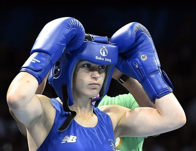 <p><em>&quot;I want to tell girls, it's not about make-up and how you look that's important; you are so much more than how you look.&quot; </em>Katie Taylor, boxer</p><p><b>我想告訴所有的女生,化妝與長相其實不是最重要,你自身的價值更勝外表。</b></p>