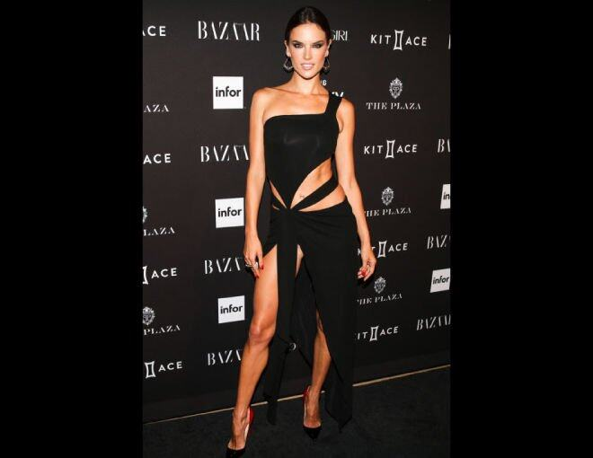 <p> Alessandra Ambrosio in Alexandre Vauthier<br />​相關閱讀:<a href='http://harpersbazaar.com.hk/beauty/makeup/angels-beauty-tips-straight-from-victorias-secret-backstage' target='_self'>VICTORIA SECRET 2014 彩妝後台直送</a></p>