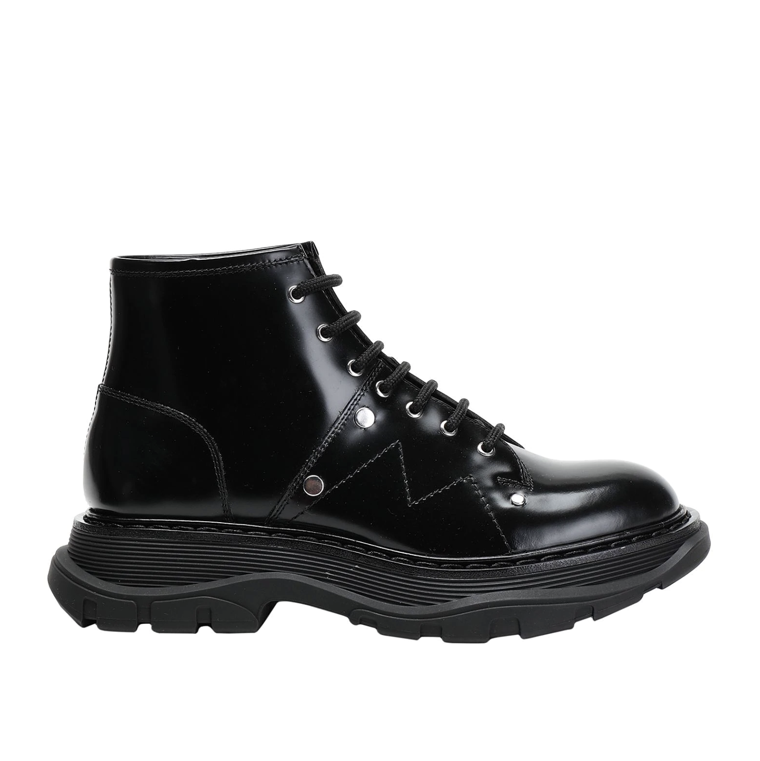 Alexander McQueen Ankle Boots 軍靴