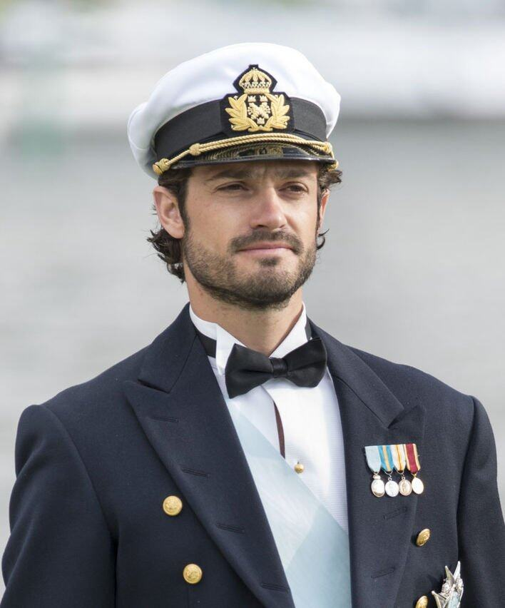 瑞典卡爾菲利普王子 Prince Carl Philip, Duke of Värmland
