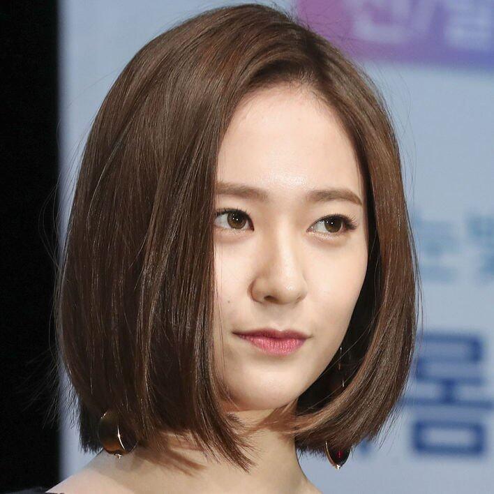 ɟ�系「不過肩短髮」型格又減齡!韓國女明星短髮髮型推介
