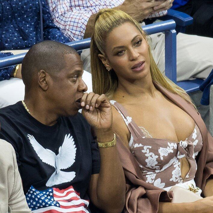 "<p>""We have been together since I was 20 years old. We took our time and developed an unbreakable friendship before we got married."" - Bey</p>"