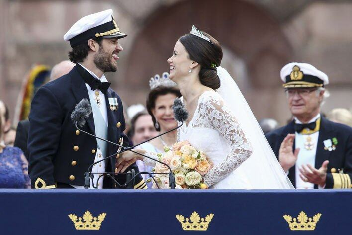 玩世不恭的浪子回頭 Prince Carl Philip & Princess Sofia