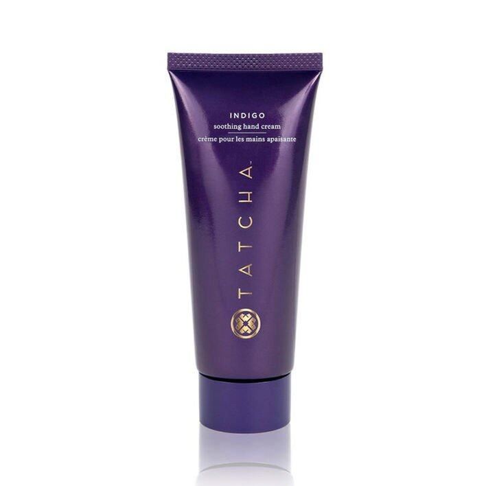 章小蕙愛用的是 Tatcha Indigo Soothing Silk Handcream