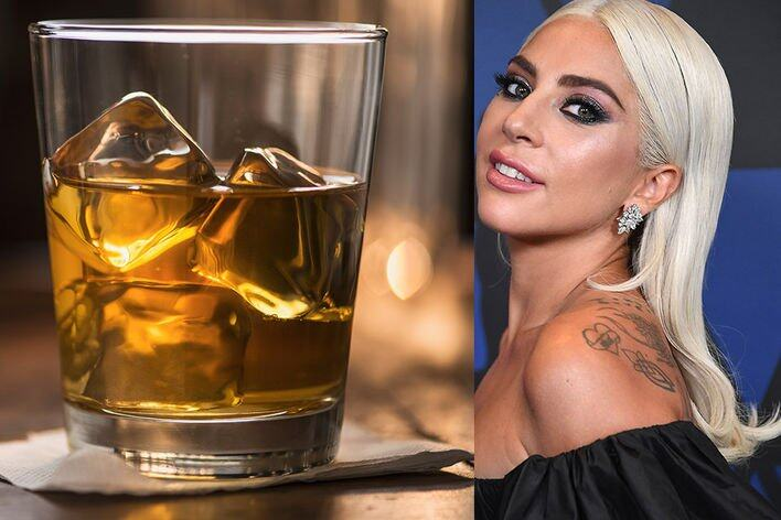 Lady Gaga Drunk diet