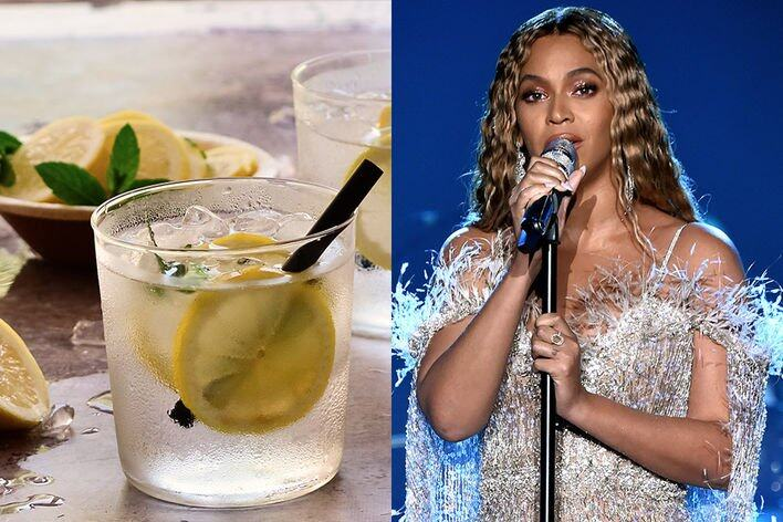 Beyonce  lemonade diet