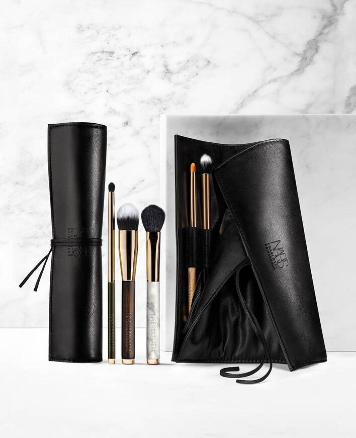 Charlotte Gainsbourg for Nars Collection - Au Poil Brush Roll $1,500 / 連卡佛專櫃限量發售