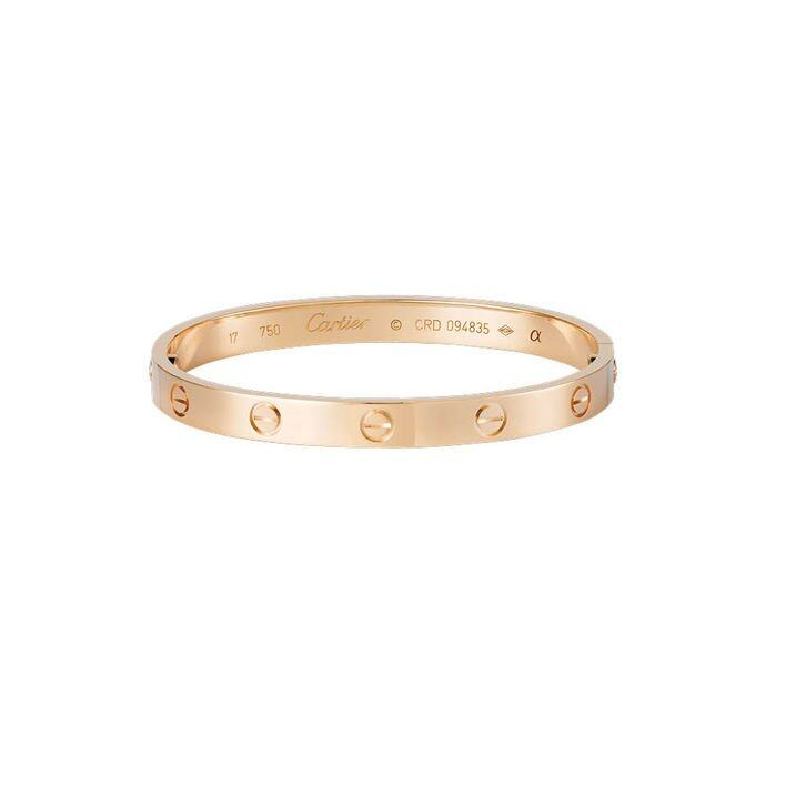 CARTIER Love Collection Bracelet