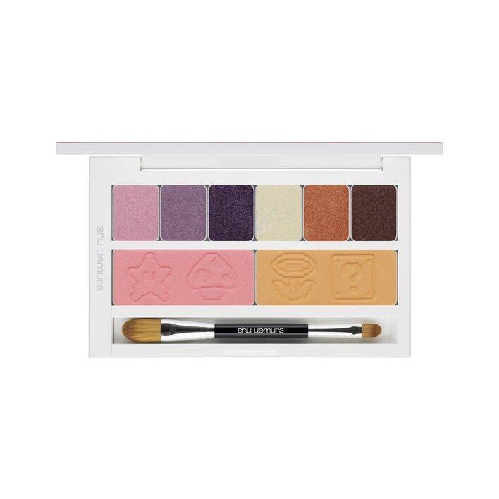 SHU UEMURA Peach's Eye And Cheek Palette