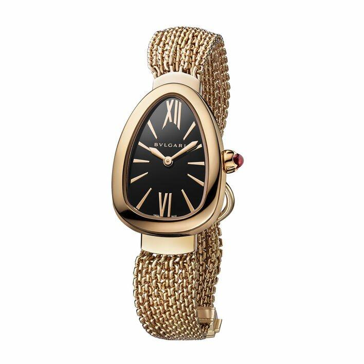 Bulgari Serpenti 系列手錶