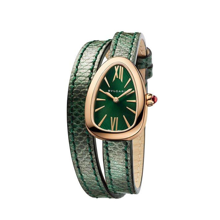 <p class='text-center ' style='text-align:center;'><b>Bulgari Serpenti 系列手錶</b></p>
