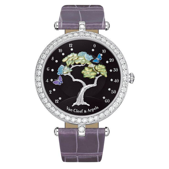Van Cleef & Arpels Lady Arpels Butterfly Symphony 腕錶
