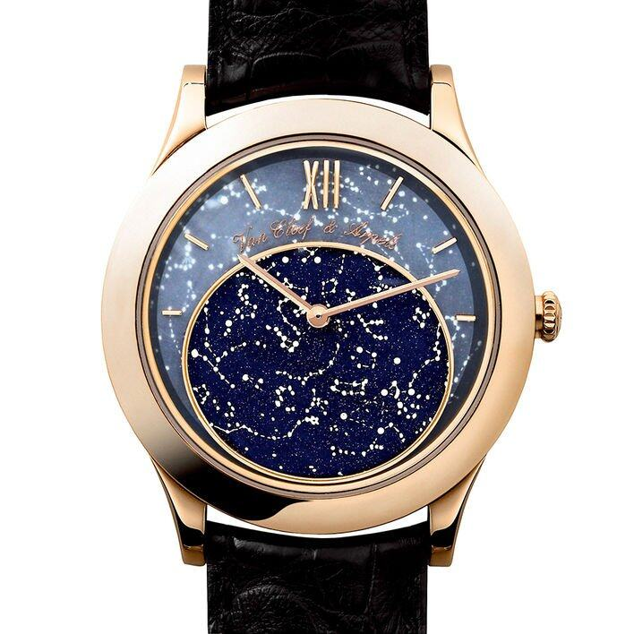 Van Cleef & Arpels Midnight in Paris 腕錶