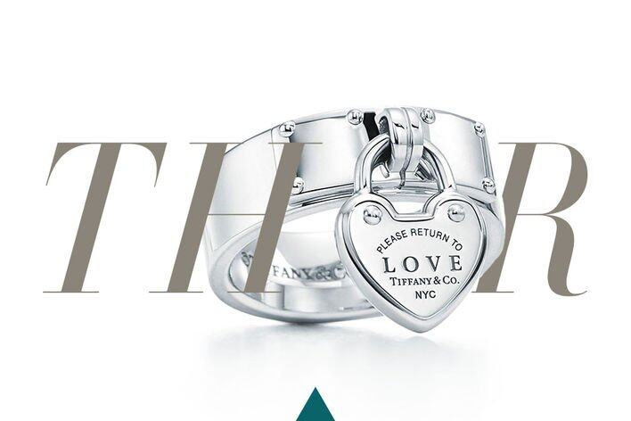 TIFFANY & CO. 吊墜戒指