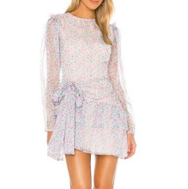 Lovers+Friends Darla Mini Dress